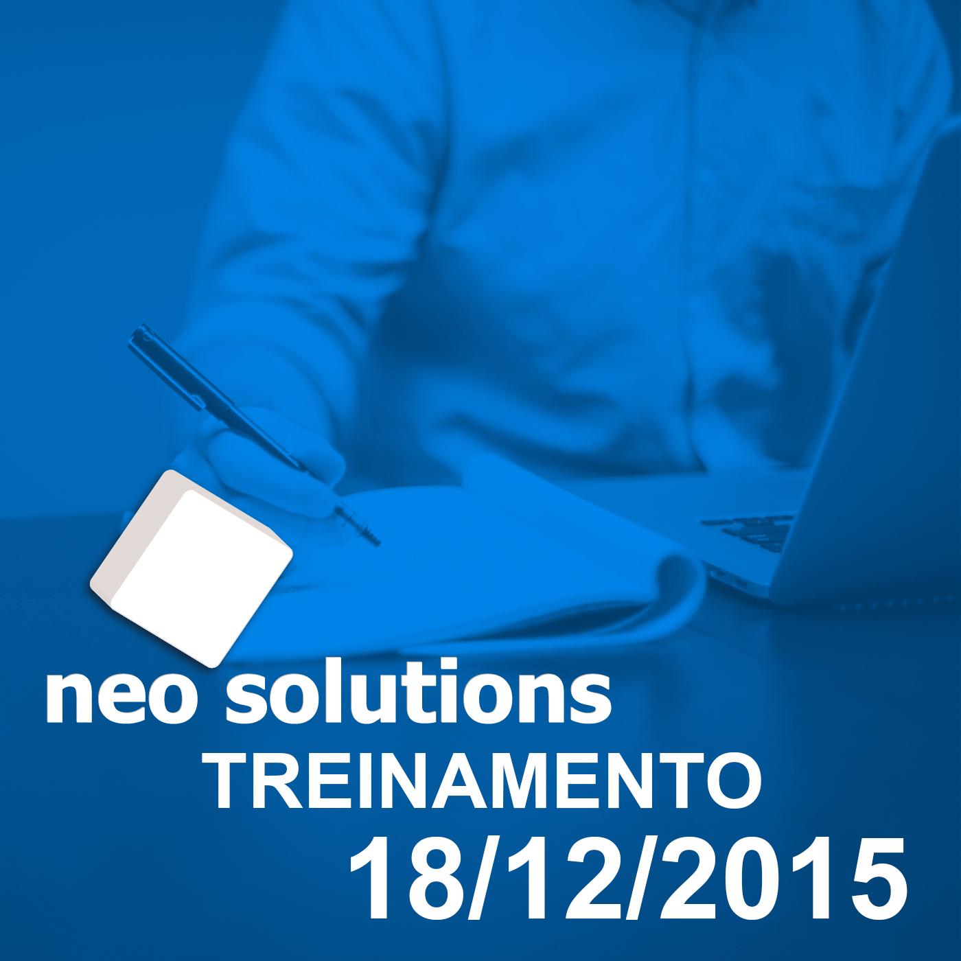 Teinamento Neo Solutions