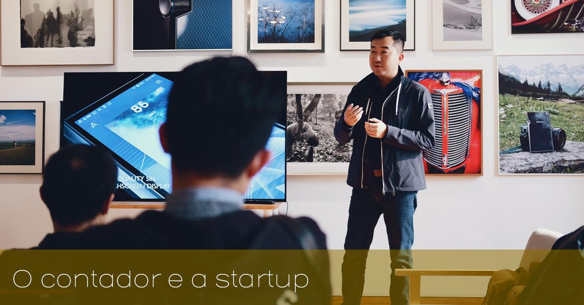 O Contador e a Startup