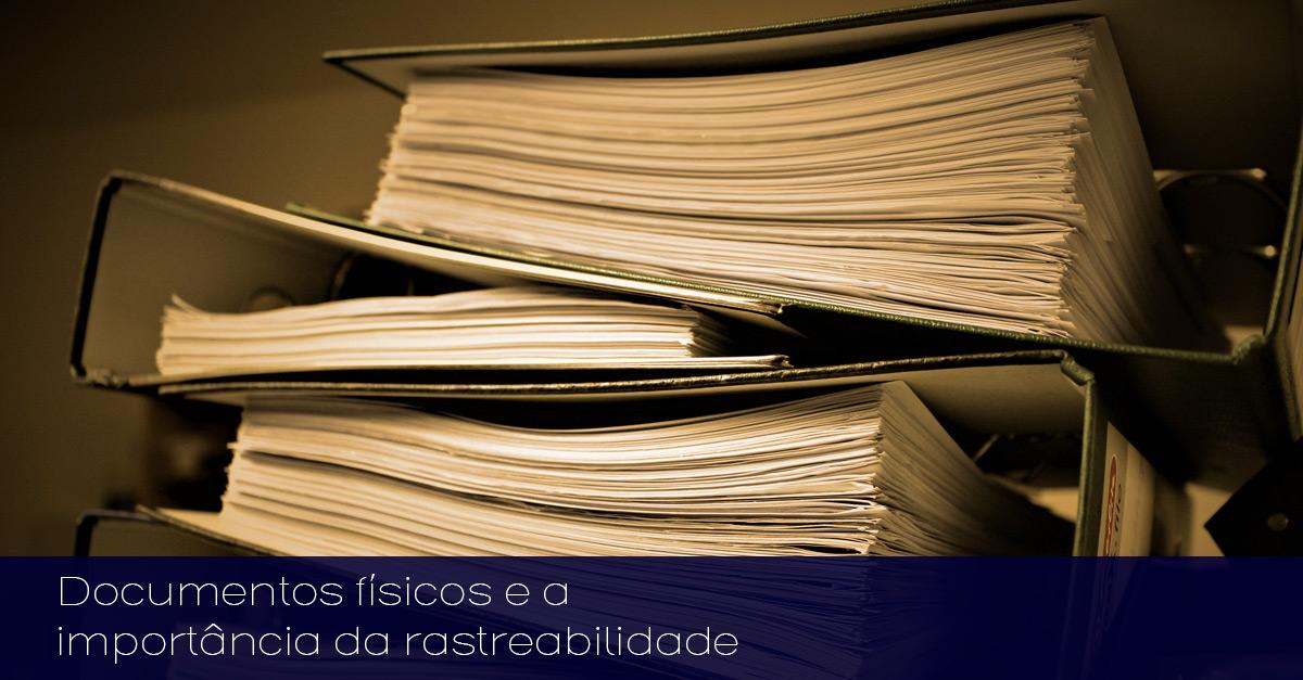 Rastreabilidade de documentos