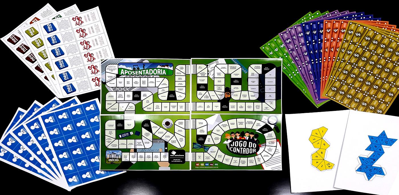 demonstração da versão imprima você mesmo do jogo do contador.