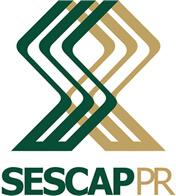 Logo do SESCAP-PR - saber mais sobre os benefícios