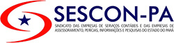 Logo do SESCON-PA